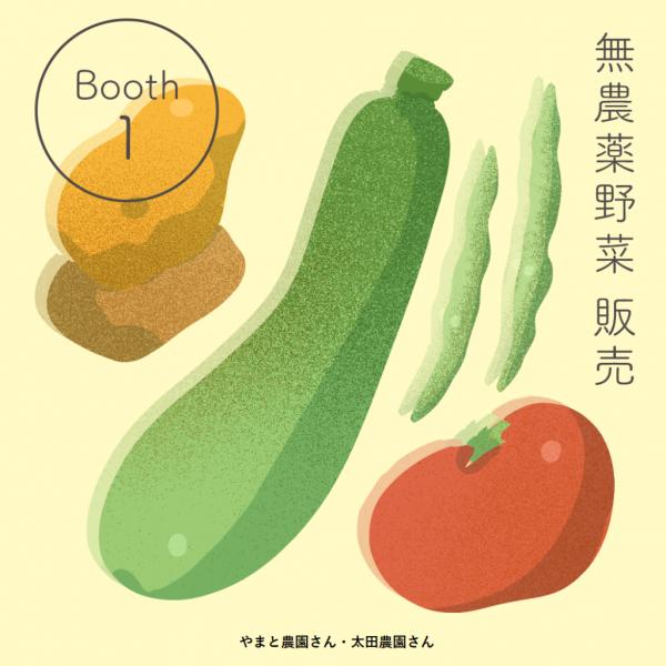 無農薬野菜_